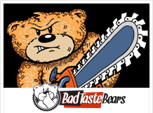 Bad Taste Bears Japan